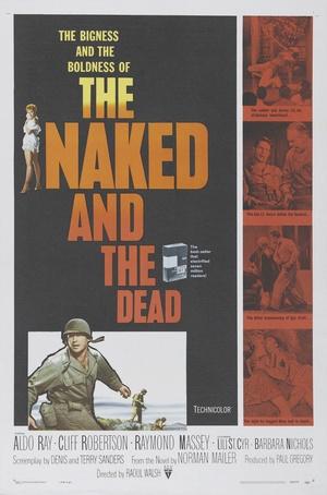 Фільм «Нагие и мертвые» (1958)