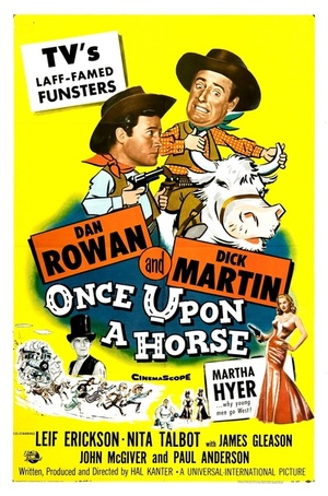 Фильм «Once Upon a Horse...» (1958)
