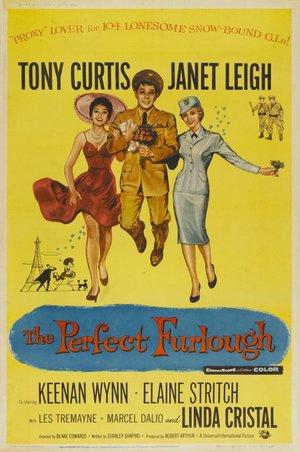 Фильм «Идеальный отпуск» (1958)