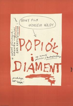 Фільм «Попіл і діамант» (1958)
