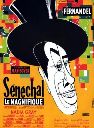 Фільм «Великолепный Сенешаль» (1957)