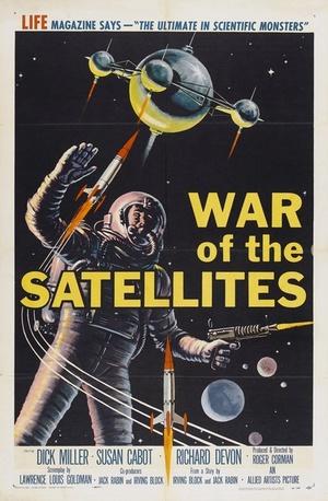 Фільм «Война спутников» (1958)