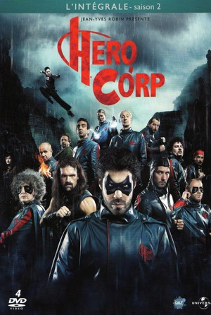 Сериал «Корпорация героев» (2008 – 2017)