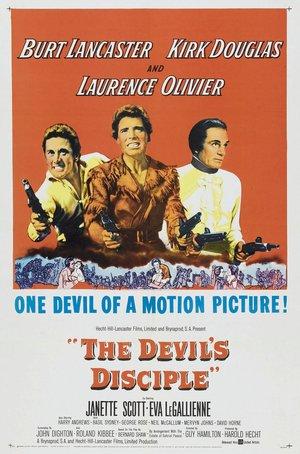 Фильм «Ученик дьявола» (1959)