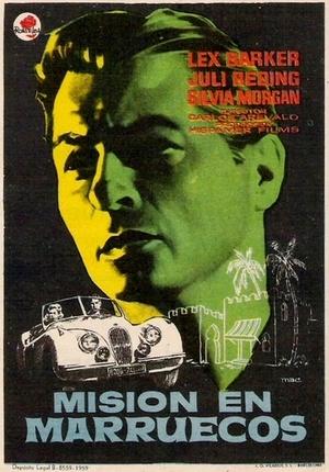 Фільм «Mission in Morocco» (1959)