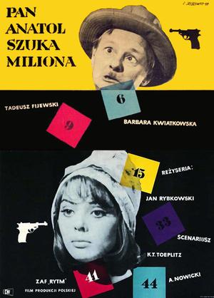 Фільм «Пан Анатоль ищет миллион» (1958)