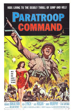 Фильм «Paratroop Command» (1959)