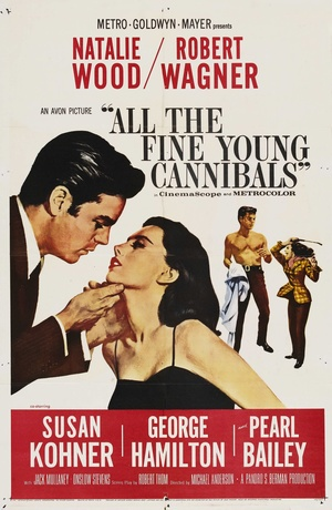 Фільм «Прекрасные юные каннибалы» (1960)