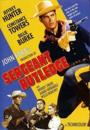 Фільм «Сержант Ратлидж» (1960)