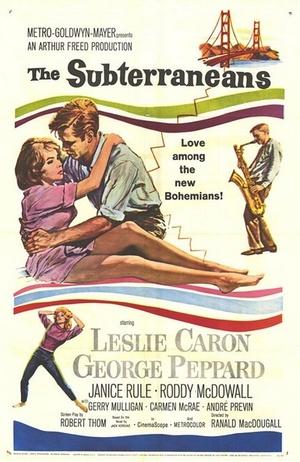 Фільм «Подземные» (1960)