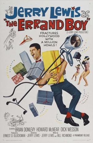 Фильм «Посыльный» (1961)
