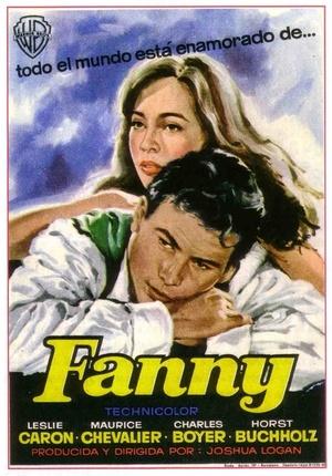Фільм «Фанни» (1961)
