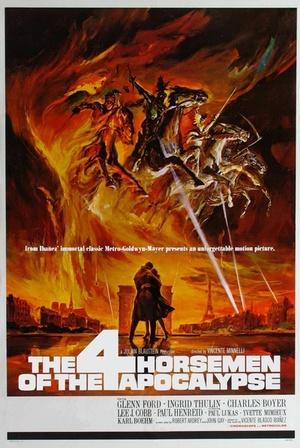 Фильм «Четыре всадника Апокалипсиса» (1962)