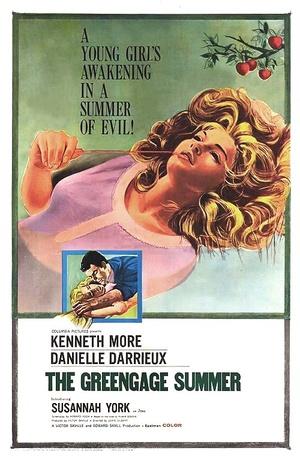 Фільм «Сливовое лето» (1961)