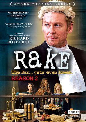 Серіал «Рейк» (2010 – 2018)