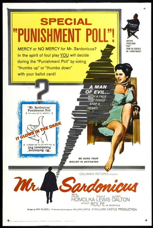 Фільм «Мистер Сардоникус» (1961)