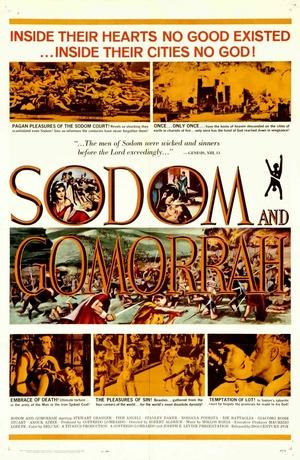 Фільм «Содом и Гоморра» (1962)