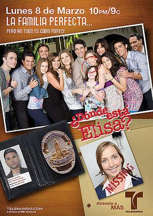 Серіал «Без вести пропавшая» (2010)