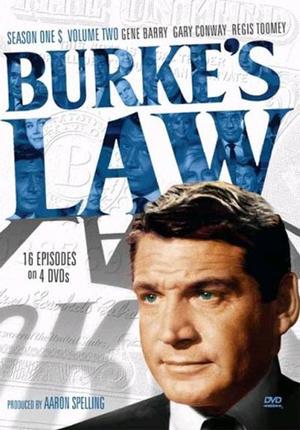 Сериал «Правосудие Берка» (1963 – 1966)