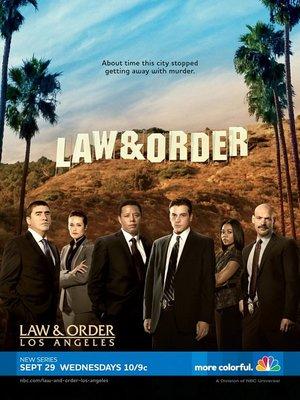 Сериал «Закон и порядок: Лос-Анджелес» (2010 – 2011)