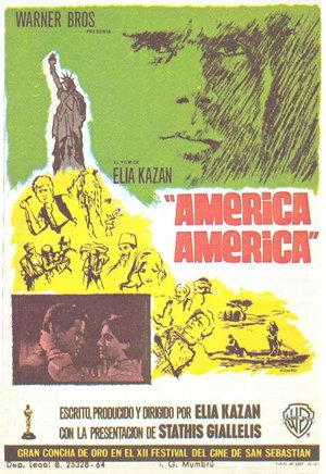 Фільм «Америка, Америка» (1963)