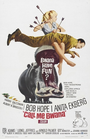 Фільм «Зови меня Бвана» (1963)