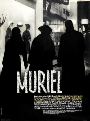 Фильм «Мюриэль, или Время возвращения» (1963)
