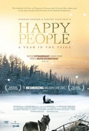 Фильм «Счастливые люди: Год в тайге» (2010)
