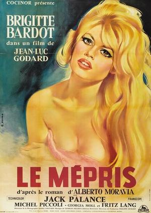 Фильм «Презрение» (1963)