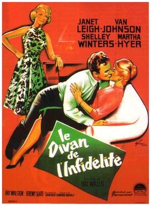 Фильм «Жены и любовницы» (1963)