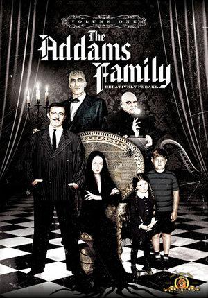 Сериал «Семейка Аддамс» (1964 – 1966)