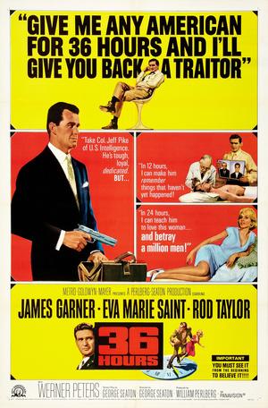 Фильм «36 часов» (1964)
