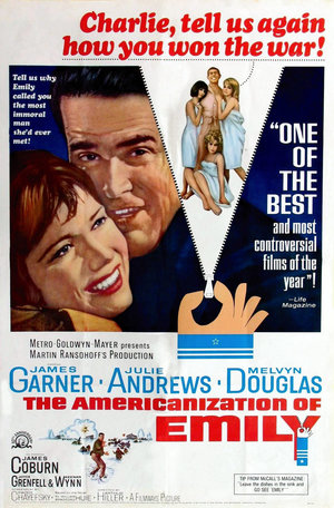 Фільм «Американізація Емілі» (1964)