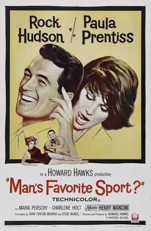 Фильм «Любимый спорт мужчин» (1964)