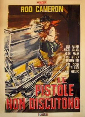 Фільм «Пистолет не знает аргументов» (1964)