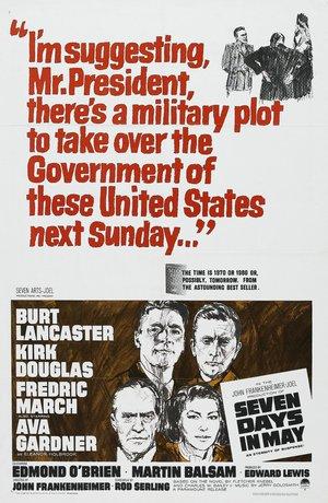 Фильм «Семь дней в мае» (1964)