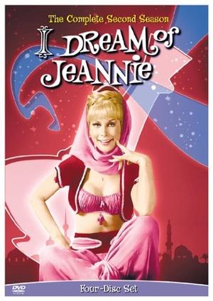 Серіал «Я мечтаю о Джинни» (1965 – 1970)