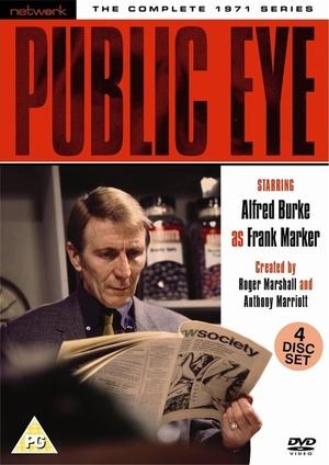 Серіал «Public Eye» (1965 – 1975)