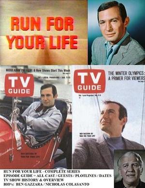 Сериал «Бежать от твоей жизни» (1965 – 1968)