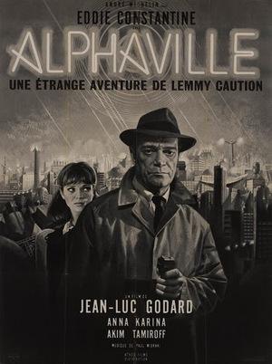 Фільм «Альфавіль» (1965)