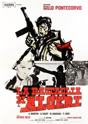 Фільм «Битва за Алжир» (1966)