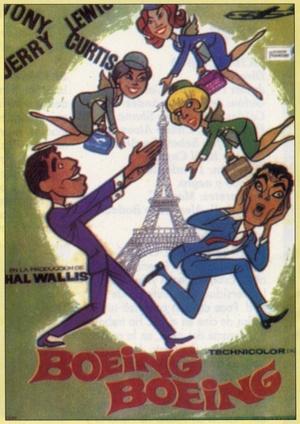 Фильм «Боинг-Боинг» (1965)