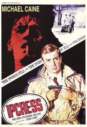 Фільм «Досьє Іпкресс» (1965)