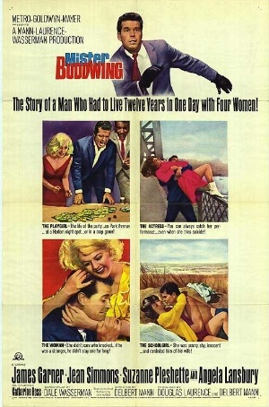 Фильм «Мистер Буддвинг» (1966)