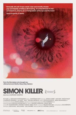 Фільм «Убийца Саймон» (2012)