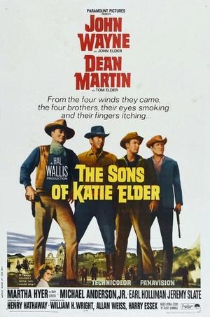 Фильм «Сыновья Кэти Элдер» (1965)