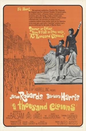 Фильм «Тысяча клоунов» (1965)