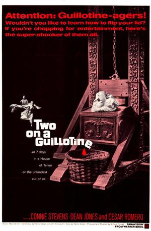 Фільм «Двое на гильотине» (1965)