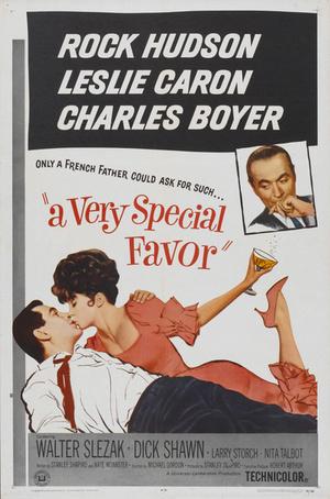Фільм «Очень необычная услуга» (1965)