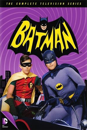 Сериал «Бэтмен» (1966 – 1968)